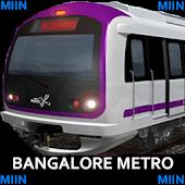 Bangalore Namma Metro Routes