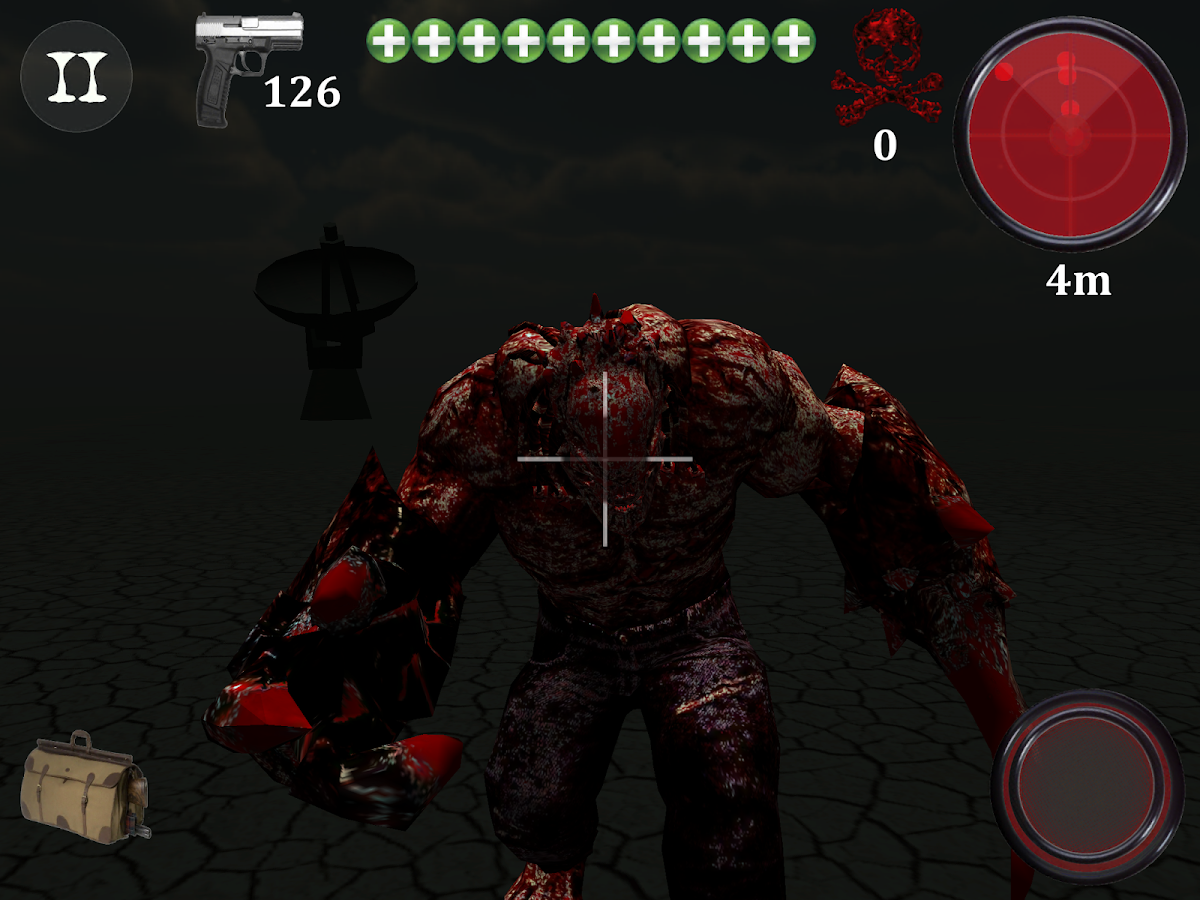 Zombie Targets - screenshot