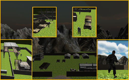 【免費動作App】終極狙擊手3D行動-APP點子