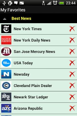USA Best News (Top 100) - screenshot