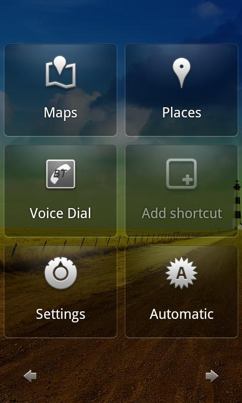 Bluetooth Voice Dial Widget- screenshot