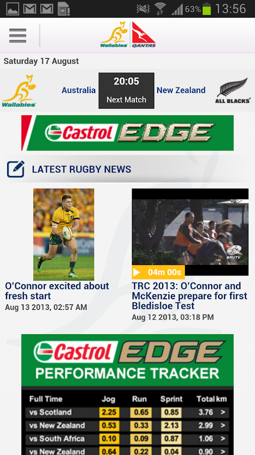 Wallabies - screenshot