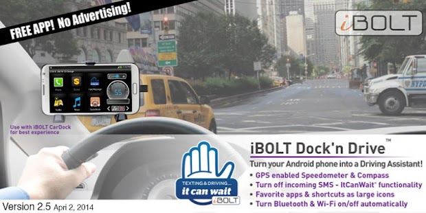 iBOLT Dock'n Drive 2.5 - screenshot thumbnail
