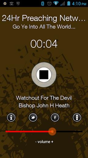 24 Hour Preaching Radio