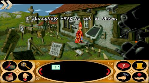 Simon the Sorcerer 2 Screenshot 23
