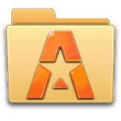 ASTRO File Mgr Pro (key) icon