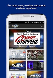 WBKO News- screenshot thumbnail