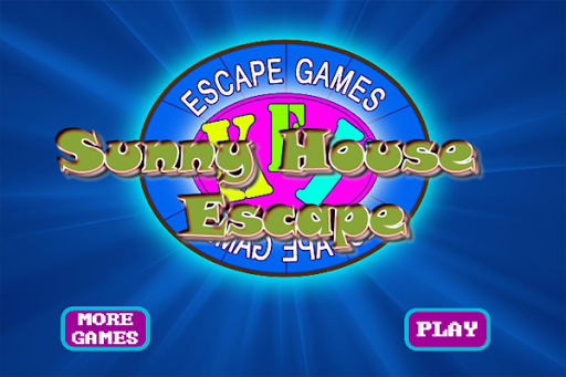 SunnyHouseEscape