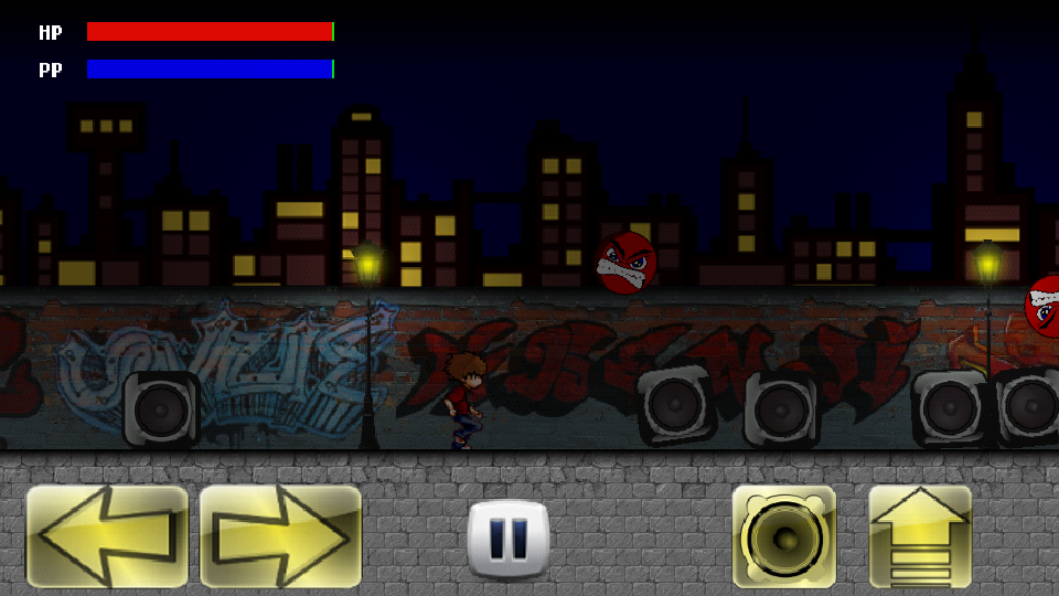 Brusco Adventures - screenshot
