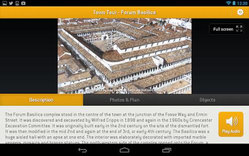Romans- screenshot thumbnail