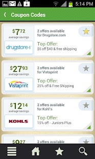 CouponCabin - Coupons & Deals - screenshot thumbnail