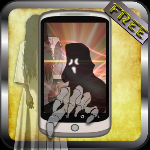 惡作劇鬼雷達探測器 娛樂 App LOGO-硬是要APP
