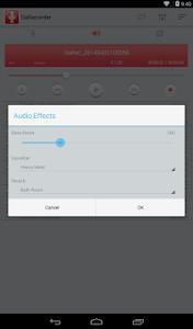 High Quality Voice Recorder v2.1.E44R