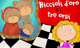 Screenshot of Riccioli d'oro e i Tre Orsi