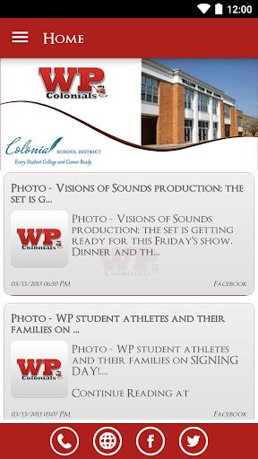 William Penn High School