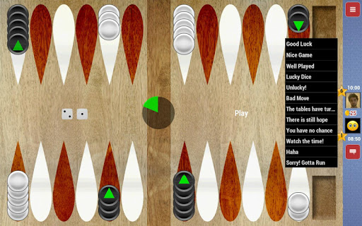 Tawla Backgammon 3.8 screenshots 10