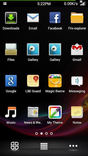 玩生活App|360 Launcher Sony HD Theme免費|APP試玩