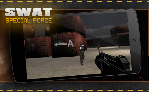 SWAT tuánduì - 3D shèjí yóuxì