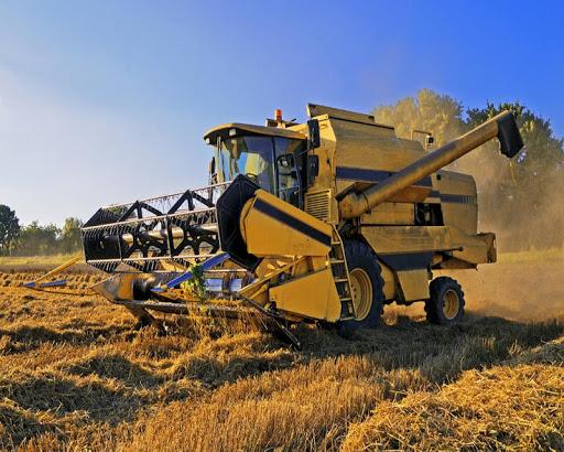 農用拖拉機
