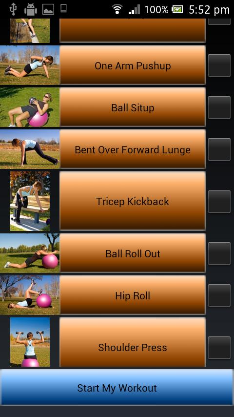 FitWoman - Lite- screenshot