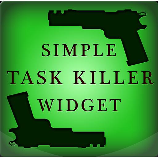 Simple Task Killer Widget 工具 App LOGO-APP試玩