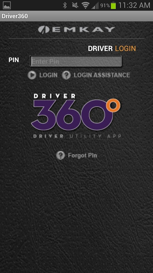 Driver360 by Emkay Inc. - screenshot