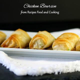 Chicken Boursin Recipe