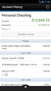 MutualOne Bank Mobile Banking - screenshot thumbnail