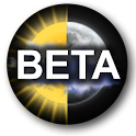 Animated Weather BETA logo