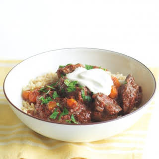 Slow-Cooker Beef and Tomato Stew.