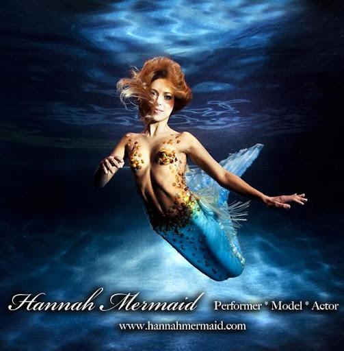 Hannah Mermaid