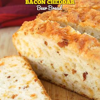 Bacon Cheddar Beer Bread.
