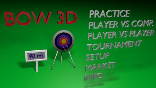 BOW 3D