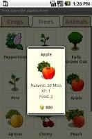Screenshot of Frontierville Alarm Free