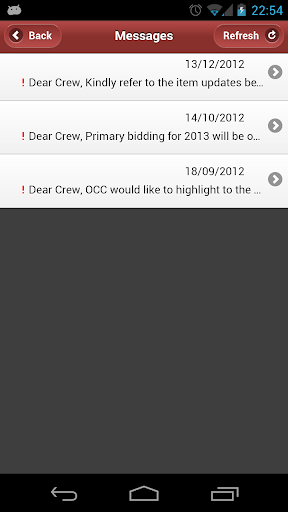 CrewMobile for PC