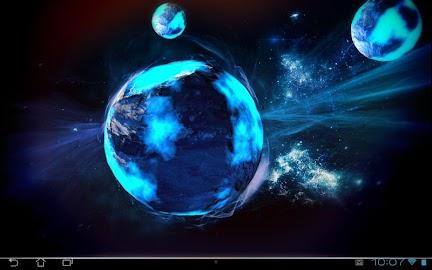 Deep Space 3D Pro lwp Screenshot 10
