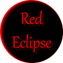 Red Eclipse Launcher Theme icon