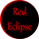 Red Eclipse Launcher Theme