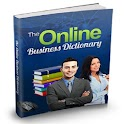 The Online Business Dictionary icon