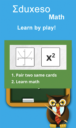 Eduxeso - Math matching game