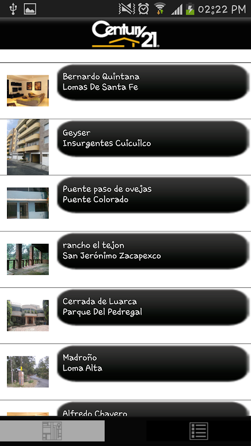 Century21 - screenshot