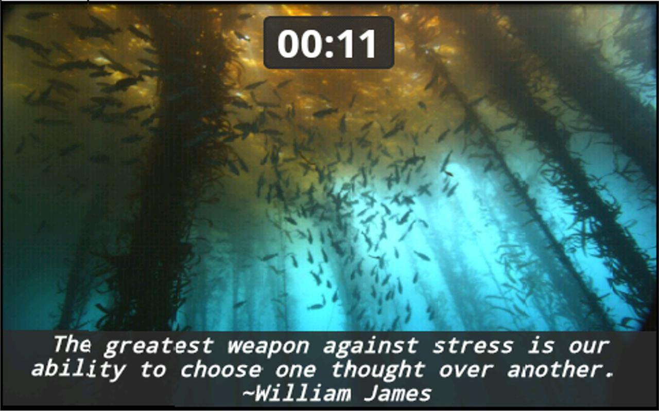 Let Go Stress - screenshot