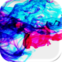 Live color in water icon