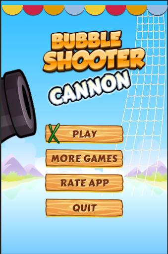 Bubble Shooter Cannon