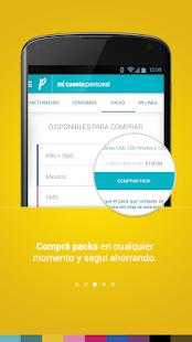 Mi Cuenta Personal - screenshot thumbnail