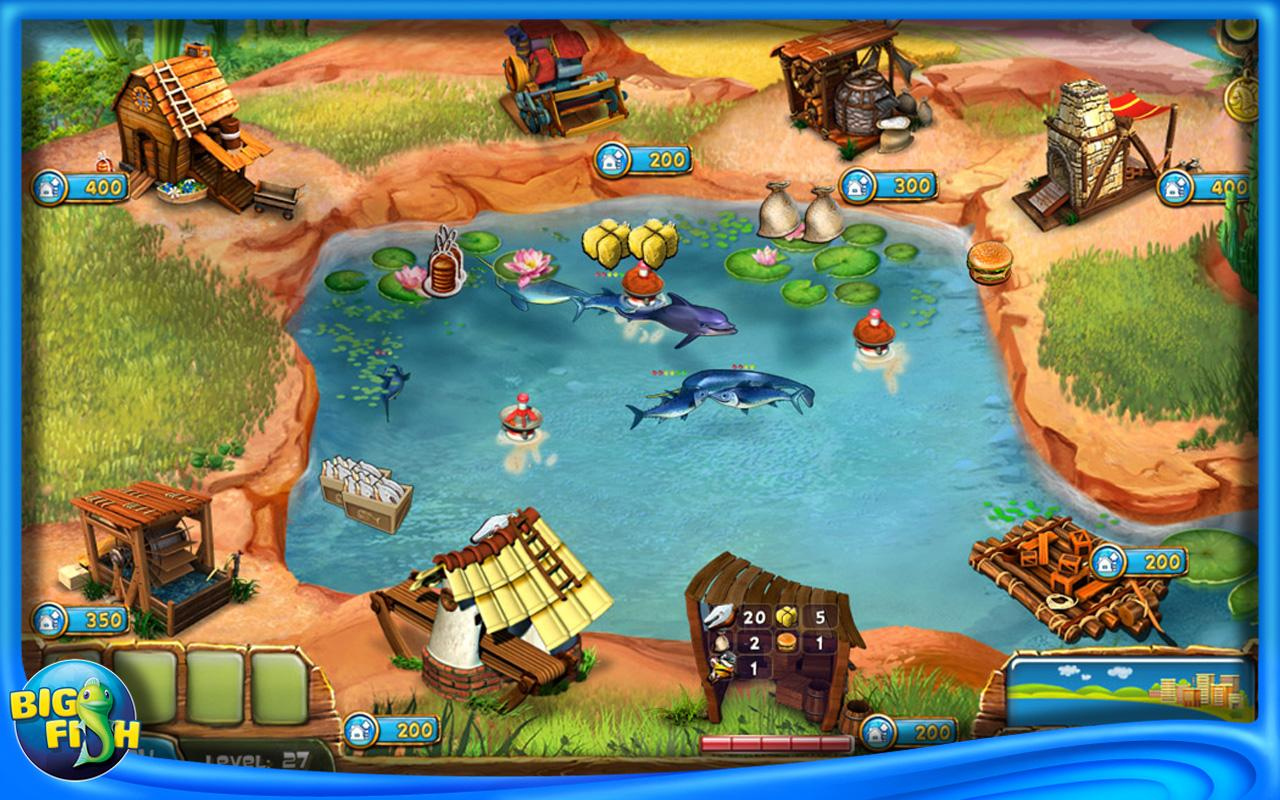 Fisher 39 s family farm full android apps on google play for Best fishing game android