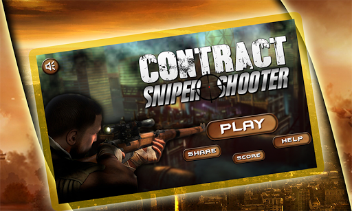 Contract Sniper Shooter