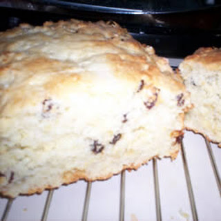 Grandpa McAndrew's Irish Soda Bread.
