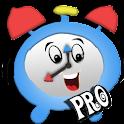 Talking Alarm Clock Pro logo