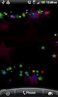 Screenshot of Pswirly Pro Live Wallpaper